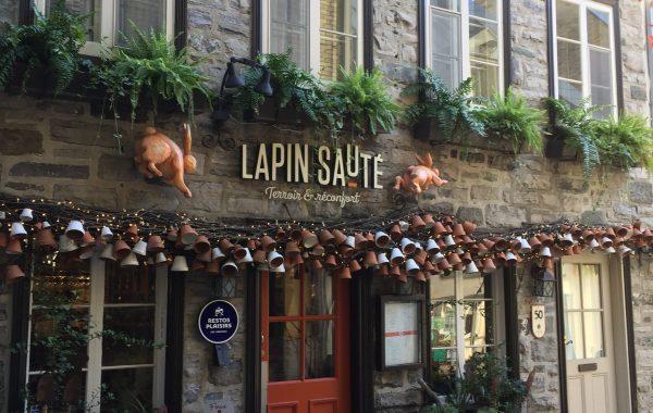 Restaurant  Le Lapin Sauté